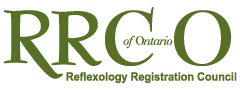 RRCO - Reflexology Registration Council of Ontario